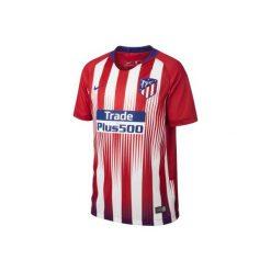 Koszulka krótki rękaw do piłki nożnej Atletico. Czerwone t-shirty damskie marki Nike, s. Za 369,99 zł.