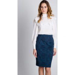 Minispódniczki: Ołówkowa spódnica z podszewką BIALCON