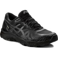 Buty sportowe męskie: Buty ASICS – Gel-FujiTrabuco 6 G-TX GORE-TEX T7F0N Black/Black/Phantom