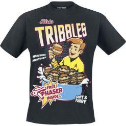 T-shirty męskie: Star Trek Tribbles T-Shirt czarny