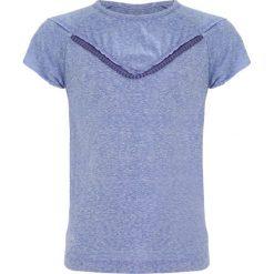T-shirty chłopięce: Zadig & Voltaire Tshirt z nadrukiem blue stone