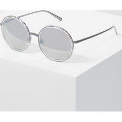 Okulary przeciwsłoneczne damskie: Giorgio Armani Okulary przeciwsłoneczne gunmetal/crystal