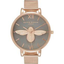 Olivia Burton 3D BEE Zegarek rose goldcoloured. Czerwone, analogowe zegarki damskie Olivia Burton. Za 899,00 zł.