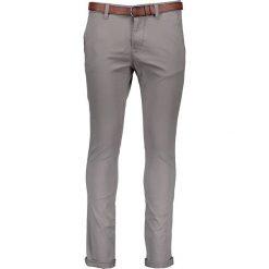 Rurki męskie: Spodnie chino w kolorze szarym
