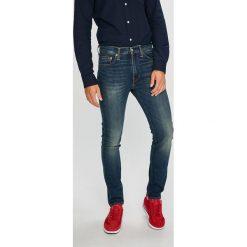 Levi's - Jeansy 510. Brązowe jeansy męskie regular Levi's®, z bawełny. Za 399,90 zł.