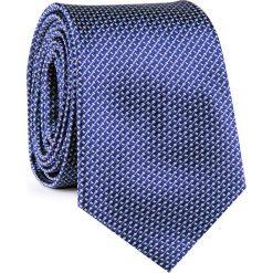 KRAWAT KWGR001857. Szare krawaty męskie Giacomo Conti, z mikrofibry, klasyczne. Za 69,00 zł.