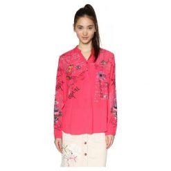 Desigual Bluzka Damska Xs Różowy. Czarne bluzki damskie marki Fille Du Couturier, z bawełny. Za 330,00 zł.