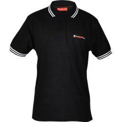 Koszulki polo: inSPORTline Koszulka męska polo Czarny r. XL