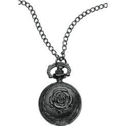 Wildkitten Black Rose Pocket Watch Zegarek - Naszyjnik czarny. Czarne naszyjniki damskie marki Wildkitten®. Za 62,90 zł.