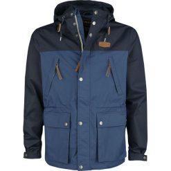 Jesse James Workwear Toned Jacket Kurtka granatowy. Niebieskie kurtki męskie bomber Jesse James, s, z materiału. Za 284,90 zł.