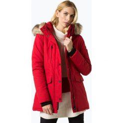 Superdry - Kurtka damska, czerwony. Czerwone bomberki damskie Superdry, xl, z aplikacjami. Za 899,95 zł.