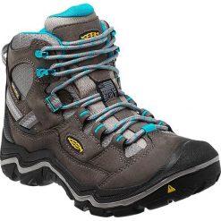 Buty trekkingowe damskie: Keen Buty damskie DURAND MID EU kolor gargoyle/capri breeze red r. 38.5 (DURANMW-WN-GRCB)