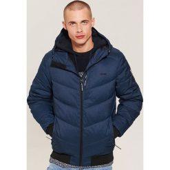 Pikowana kurtka - Granatowy. Niebieskie kurtki męskie pikowane marki House, l. Za 249,99 zł.