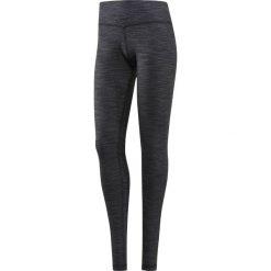 Reebok Spodnie damskie El Marble Legging czarne r. S (BP8911). Szare spodnie sportowe damskie marki Reebok, l, z dzianiny, casualowe, z okrągłym kołnierzem. Za 120,54 zł.
