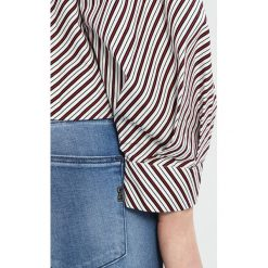 Bluzki asymetryczne: Whistles STRIPE BELL CUFF  Bluzka red