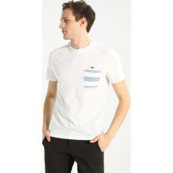 Lacoste REGULAR FIT Tshirt z nadrukiem flour/king. Szare koszulki polo marki Lacoste, z bawełny. Za 259,00 zł.