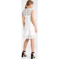 Sukienki hiszpanki: Lauren Ralph Lauren Petite BIJOU SLEEVELESS DAY DRESS Sukienka letnia cream/ivory