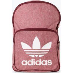 Adidas Originals - Plecak damski, czerwony. Czerwone plecaki damskie adidas Originals, z nadrukiem. Za 159,95 zł.