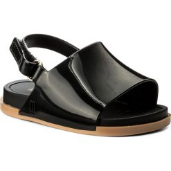 Sandały dziewczęce: Sandały MELISSA – Mini Melissa Beach Slide Sanda 31997 Black/Beige 51496