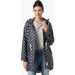 Płaszcze damskie: Schmuddelwedda – Damski płaszcz funkcyjny, niebieski
