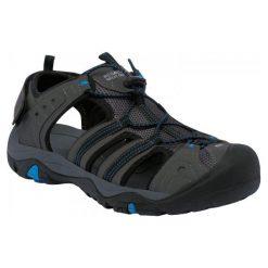 Sandały męskie: Regatta Sandały Backshore Granite/French Blue 8,0 (42,0)