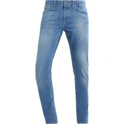 Topman BLAKE  Jeans Skinny Fit blue. Niebieskie rurki męskie Topman. Za 229,00 zł.