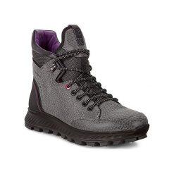 ECCO Exostrike L - Czarny - 36 - Sportowe. Czarne buty trekkingowe damskie ecco. Za 759,90 zł.