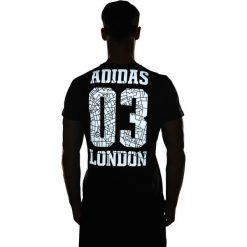 KOSZULKA ADIDAS T-SHIRT CITY LONDON B45747. Czarne t-shirty męskie marki Adidas, m. Za 79,00 zł.