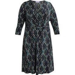 Sukienki hiszpanki: Anna Field Curvy Sukienka z dżerseju dark blue/off white
