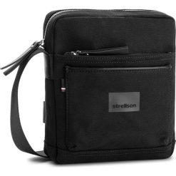 Saszetka STRELLSON - Harrow 4010002381 Black 900. Czarne torebki klasyczne damskie marki Strellson. Za 249,00 zł.