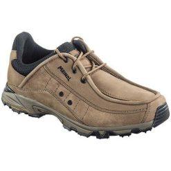 Buty trekkingowe męskie: MEINDL Buty męskie Brisbane beżowe r. 44 (3243)