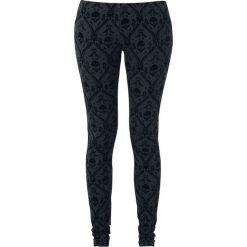 Black Premium by EMP Built For Comfort Legginsy czarny. Czarne legginsy we wzory Black Premium by EMP, xxl. Za 79,90 zł.