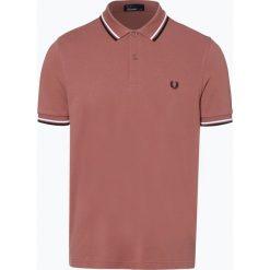 Fred Perry - Męska koszulka polo, różowy. Czerwone koszulki polo Fred Perry, m, w paski. Za 349,95 zł.