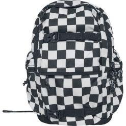 Urban Classics Backpack Checker Plecak czarny/biały. Białe plecaki męskie Urban Classics. Za 79,90 zł.