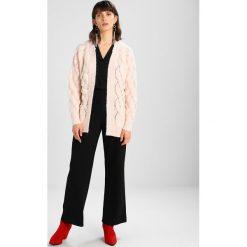 Swetry damskie: Vila VISATIRA CARDIGAN Kardigan peach blush