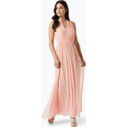 Sukienki: Lipsy – Damska sukienka wieczorowa, pomarańczowy