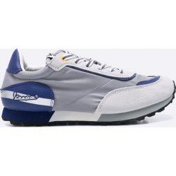 Vespa - Buty Corsa. Szare buty sportowe damskie marki adidas Originals, z gumy. W wyprzedaży za 179,90 zł.