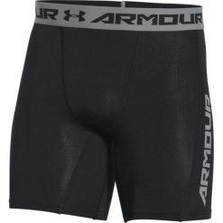 UA HG CoolSwitch Comp Short 1271333-001. Czarne spodenki i szorty męskie marki Under Armour, z materiału. W wyprzedaży za 109,99 zł.