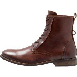 Botki męskie: Shoe The Bear WALKER  Botki sznurowane brown