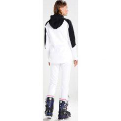 Spyder BANDITA FULL ZIP Kurtka z polaru white/black. Białe kurtki sportowe damskie Spyder, s, z materiału. W wyprzedaży za 441,75 zł.