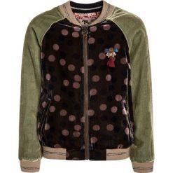 Scotch R'Belle POLKA DOT WITH ARTWORKS Kurtka Bomber multicolor. Brązowe kurtki chłopięce marki Scotch R'Belle, z materiału. W wyprzedaży za 383,20 zł.