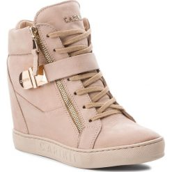 Sneakersy damskie: Sneakersy CARINII - B4095 504-000-000-B88