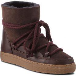 Buty INUIKII - Sneaker Classic 70202-5 D'Brown. Brązowe buty zimowe damskie Inuikii, ze skóry. Za 1049,00 zł.
