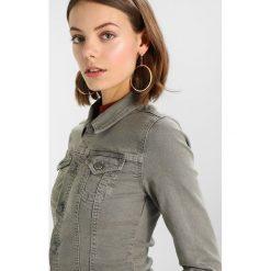 Bomberki damskie: Soyaconcept JINX Kurtka jeansowa dusky green