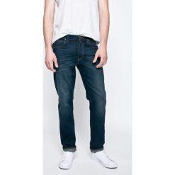Lee - Jeansy Daren. Niebieskie jeansy męskie regular marki Lee. Za 339,90 zł.