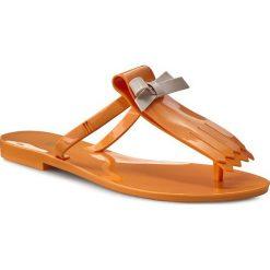 Chodaki damskie: Japonki MELISSA - T Bar III Ad 31683 Orange 01471