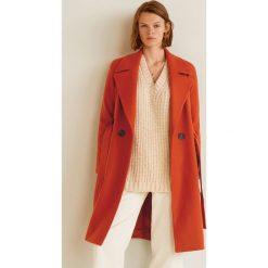 Płaszcze damskie: Mango - Płaszcz Maca3