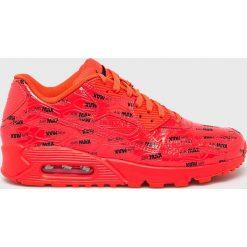 Nike Sportswear - Buty Air Max 90 Premium. Brązowe buty skate męskie Nike Sportswear, z materiału. W wyprzedaży za 499,90 zł.