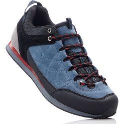 Buty trekkingowe męskie: Buty trekkingowe bonprix czarno-niebieski