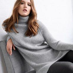 Sukienki dzianinowe: Sukienka swetrowa